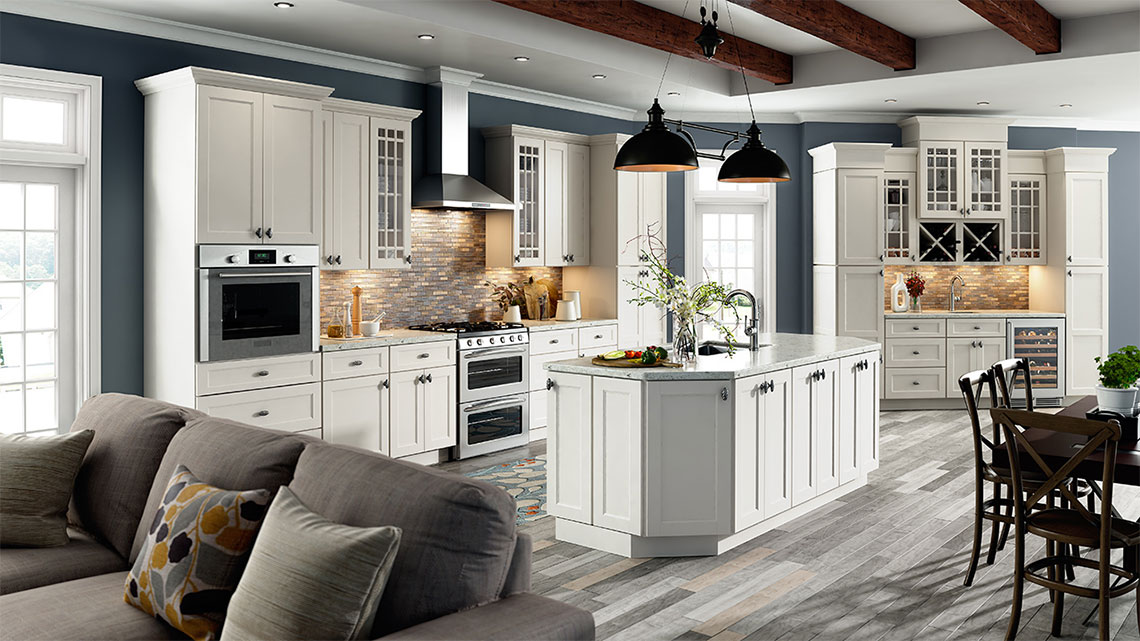 JSI Cabinetry - M.D. Cabinetry - Kitchen & Bathroom Cabinets