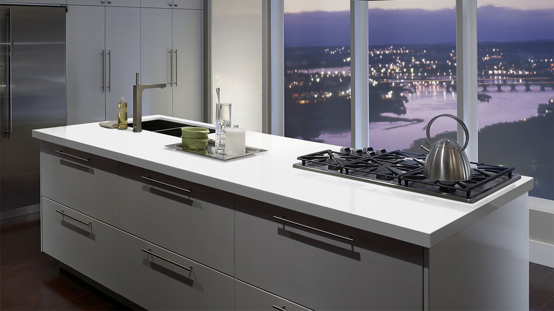 Corian Countertops corian countertops - m.d. cabinetry - kitchen & bathroom cabinets