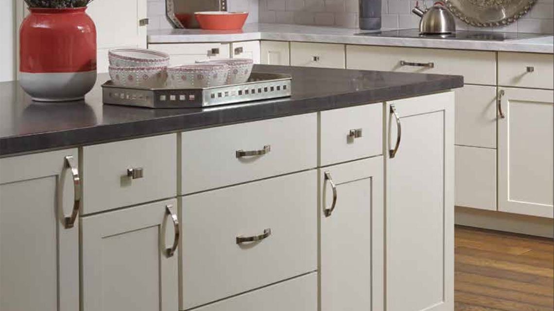 Amerock Offers Exclusive Cabinet Hardware