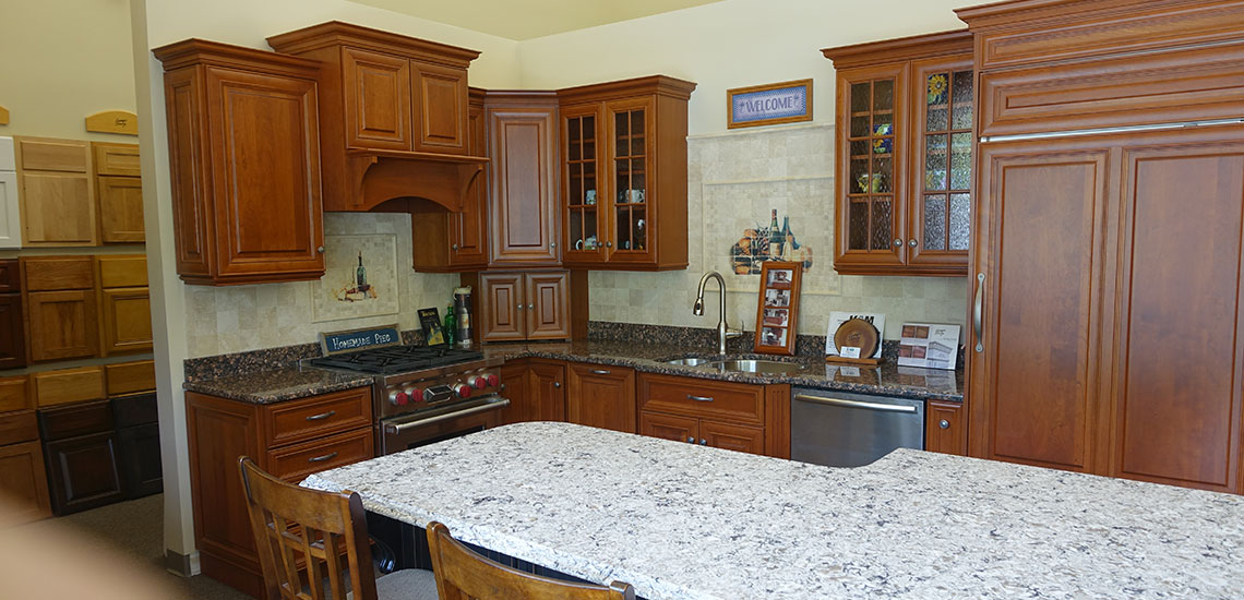 Kitchen Cabinets & Countertops -MD Cabinetry - Finest ...